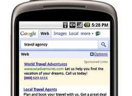 Google's Mobile Search
